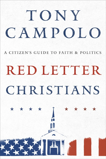 A Book Review Red Letter Christians by Tony Campolo